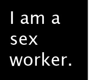 PSA For Sex Workers