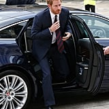 Prince Harry Out in London April 2016