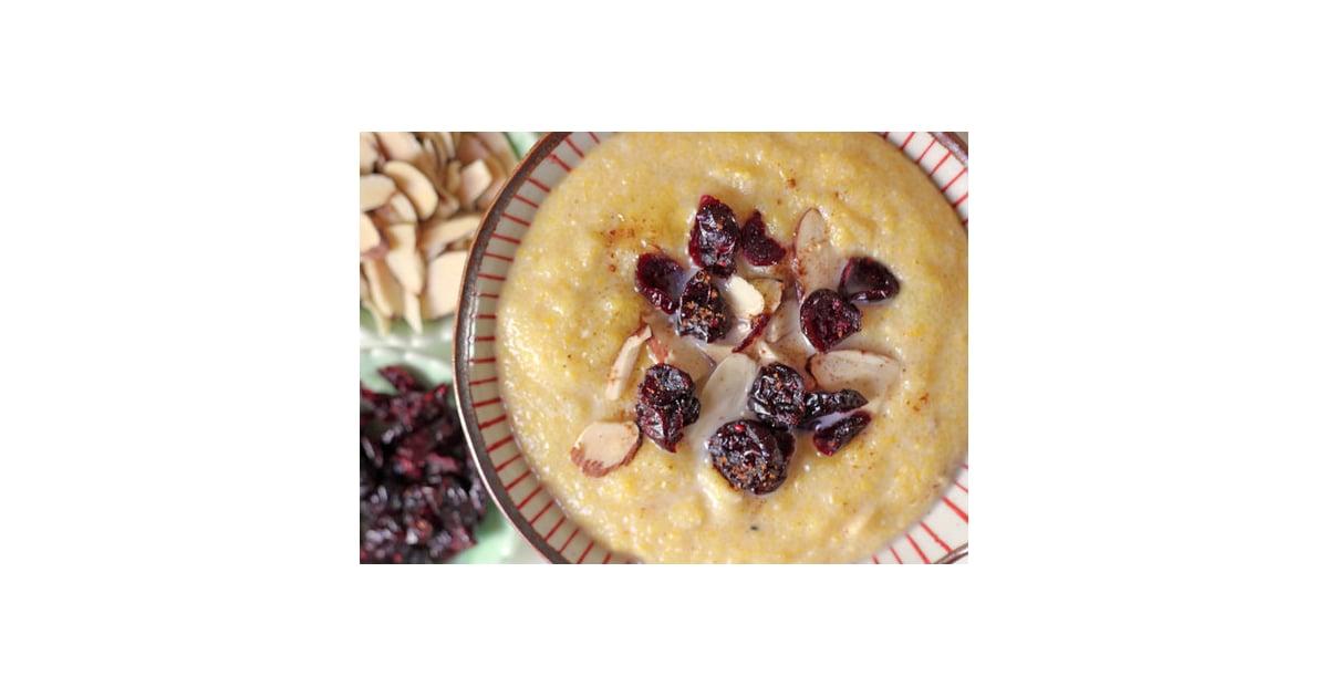 Breakfast Polenta | Healthy Breakfast Recipe Ideas ...
