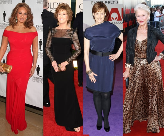 Over 60 and in Shape: How These Celebrities Inspire