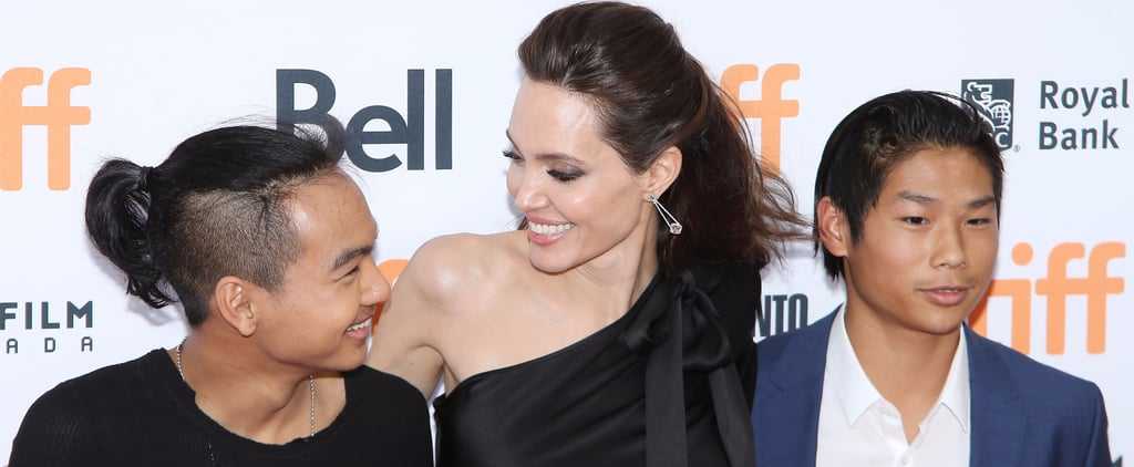 """Angelina Jolie Says Her 6 Children Are the """"Best Friends She's Ever Had"""""""