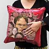 This One Displays the Many Faces of Dwight . . .