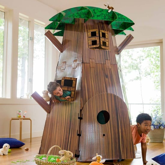 Cardboard Treehouse on Amazon