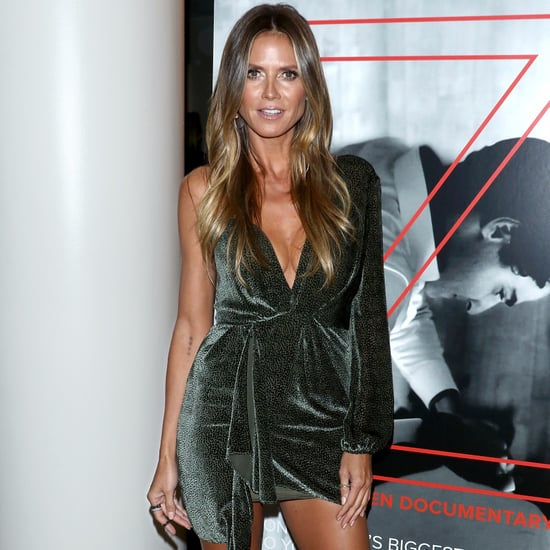 Heidi Klum Fashion Interview