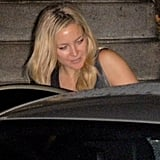 Kate Hudson was out in Paris.