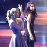 Taylor Swift Singing With Selena Gomez