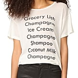 Wildfox Couture Grocery List Tee ($68)