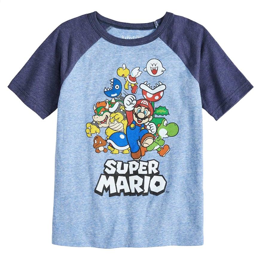 Super Mario Bros. Graphic Tee