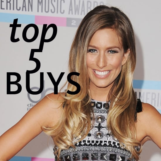 What's In Her Makeup Bag: Renee Bargh's Top 5 Buys!