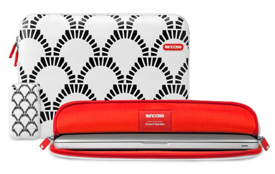 Incase Exclusive MacBook and iPhone 3GS Cases For Covent Garden Store