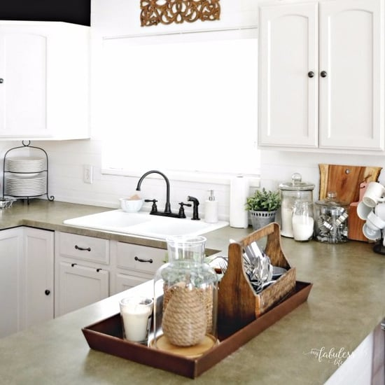 How to Organize a Tiny Kitchen