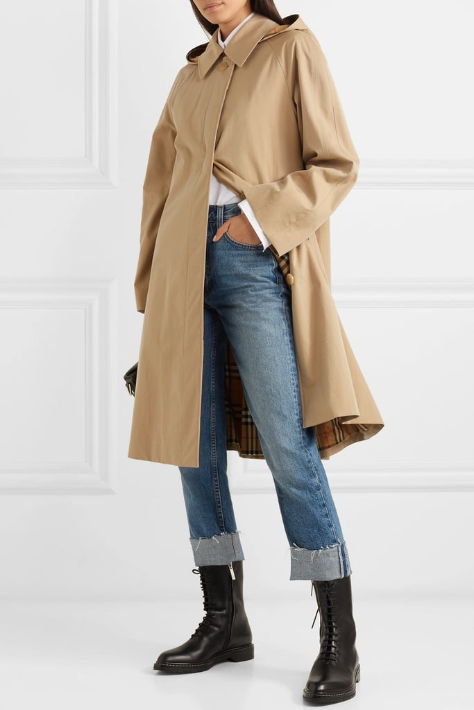 cd977d21bd592 Meghan Markle s Burberry Trench Coat in New Zealand 2018