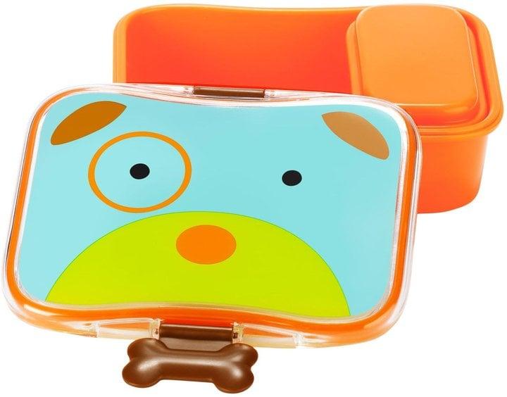 Skip Hop Zoo Lunch Box Kit
