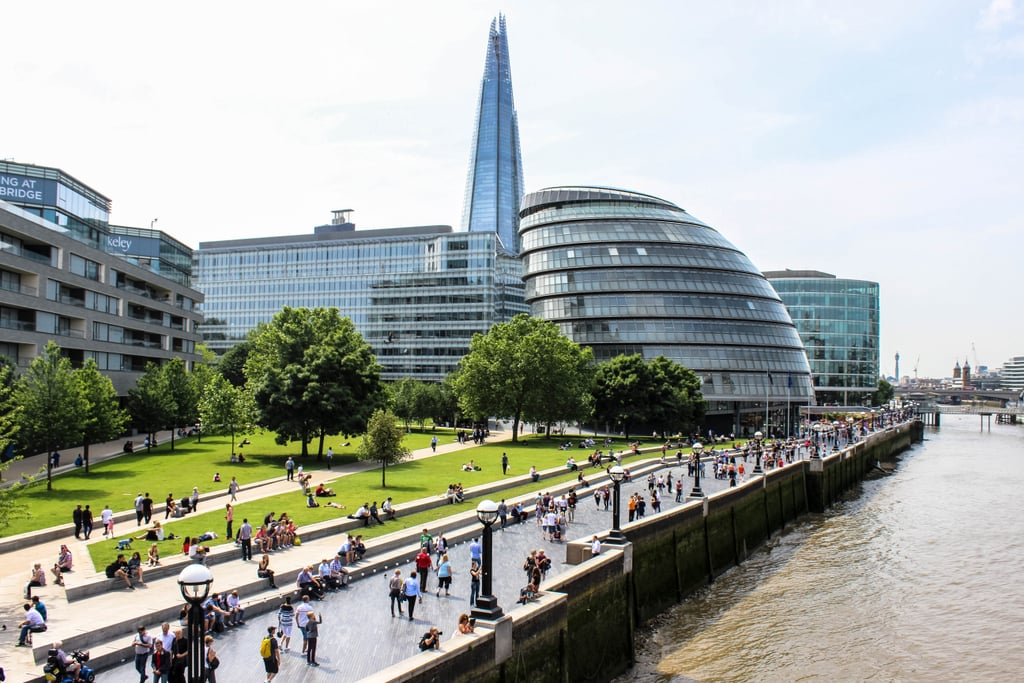 Take a leisurely stroll along the South Bank.