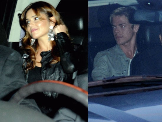 Pictures of Cheryl Cole and Derek Hough Out On A Date In LA
