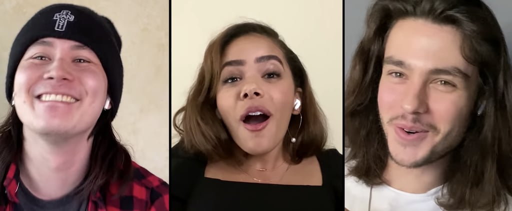 Watch the Ginny & Georgia Cast Read Pickup Lines | Video