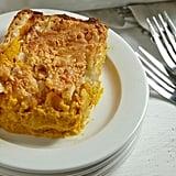 Entrée: Butternut Squash Matzo Lasagna