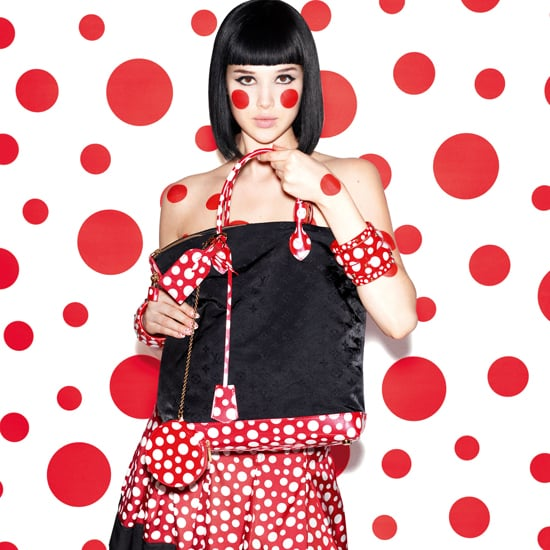 Louis Vuitton Yayoi Kusama Collaboration Pictures