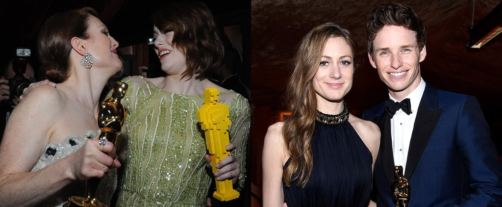 Celebrities Keep the Oscars Fun Going With the Star-Studded Governors Ball