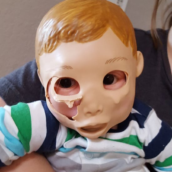 Viral Tweet About Little Girl Cutting Faces Off Dolls