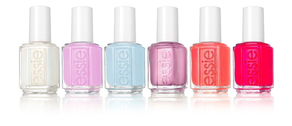 Essie Summer Nail Polish Colors 2017