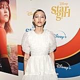 Grace VanderWaal Wearing Cecilie Bahnsen Stargirl Premiere