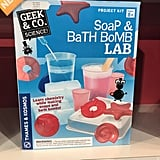 Geek & Co. Science Soap & Bath Bomb Lab