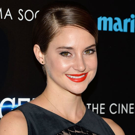 How to Get Shailene Woodley's Makeup Look