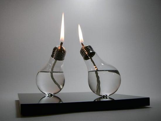 Crave Worthy: Sergio Silva Oyule Lamp Set