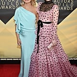 Kate Hudson's Pink Dress at SAG Awards 2018