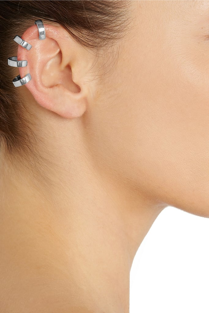 This Repossi white gold ear cuff ($4,760) is the ultimate investment piece. I'd wear it all day, everyday — 24/7. — Chi Diem Chau, associate editor