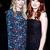 Beth Riesgraf and Alexandra Breckenridge made an appearance at GQ's Men of the Year party.