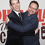 John Mulaney and Nick Kroll as Pain and Panic