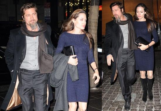 Photos of Brad and Angelina