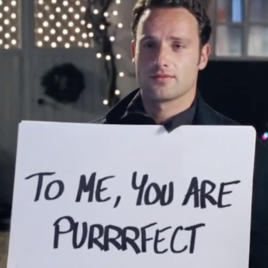 Love Actually Spoof Video About Why We Love Our Cats