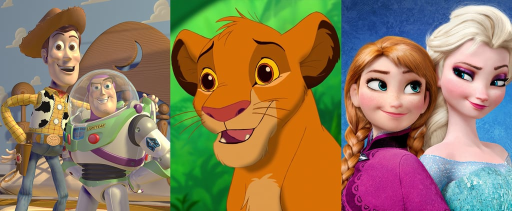 Disney Movie Personality Quiz
