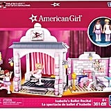 American Girl Isabelle's Ballet Recital Play Set