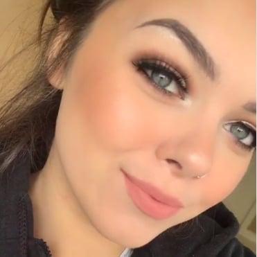 Watch the TikTok Random Number Makeup Challenge