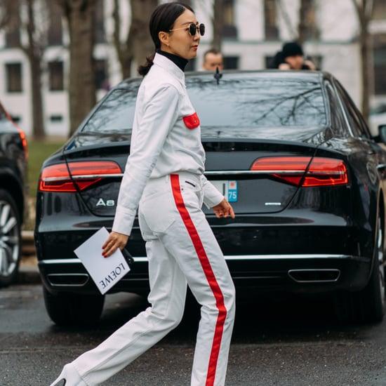 جينز بخطوط جانبية 2018
