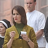 Paulson as Lana Winters in Asylum