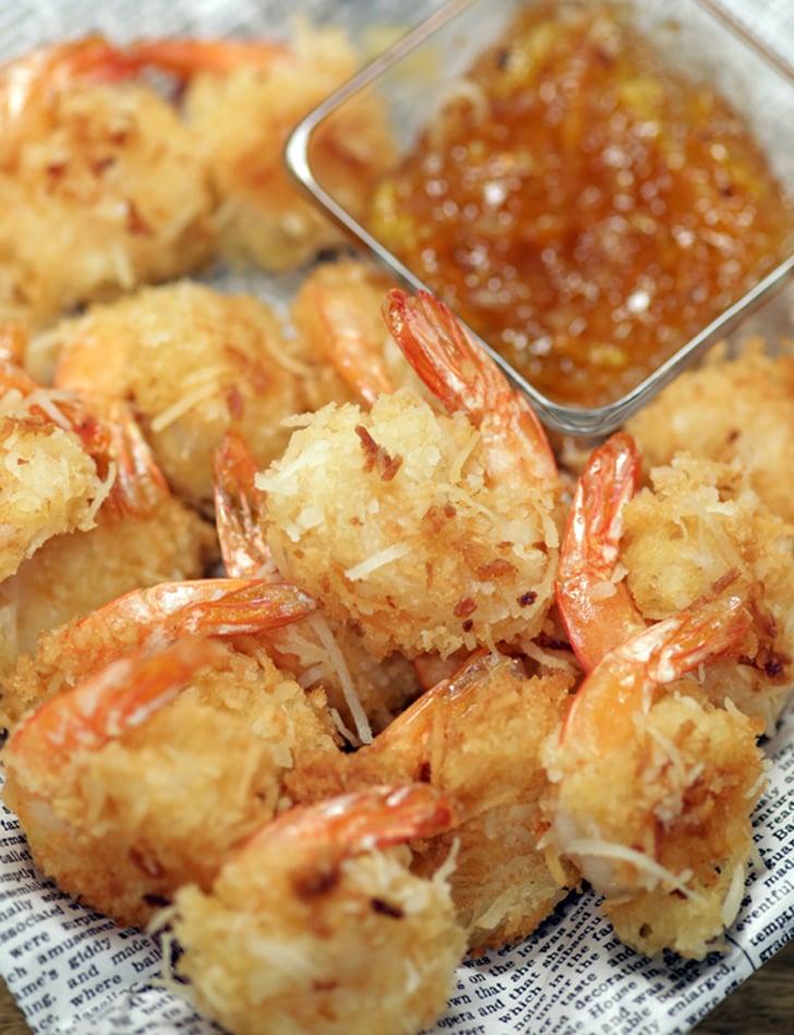Bubba Gump Shrimp Co.'s Dumb Luck Coconut Shrimp