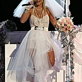 Going to the Chapel With Madonna Britney