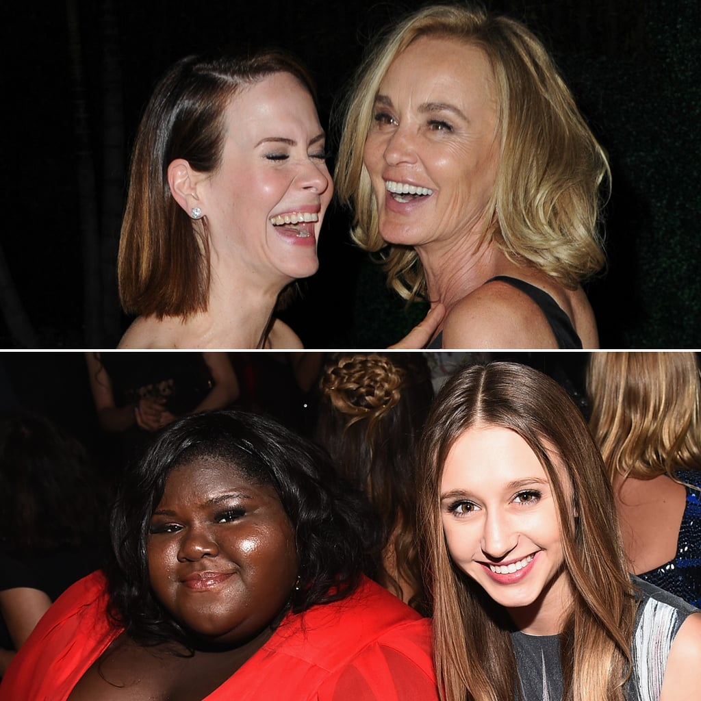 American Horror Story May Be Terrifying, but the Cast Is Adorable