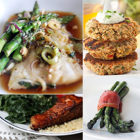 Healthy fish recipes popsugar fitness for Tasty fish recipes