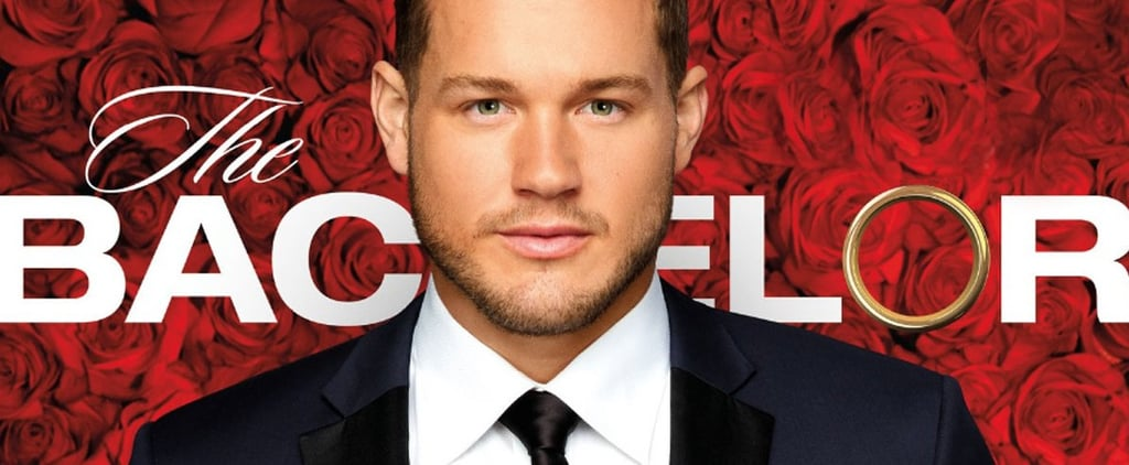 Colton Underwood's Poster For The Bachelor 2019