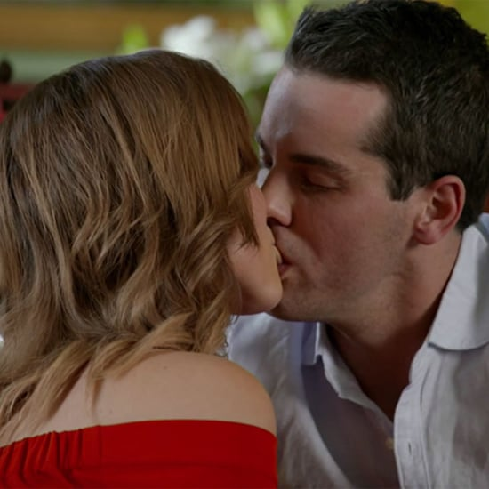 Video of Georgia Love and Jake's Kiss The Bachelorette 2016