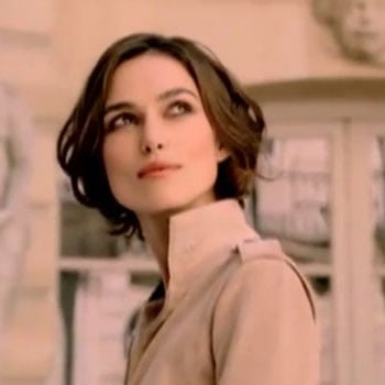 Keira Knightley Discusses Perfume and Coco Mademoiselle
