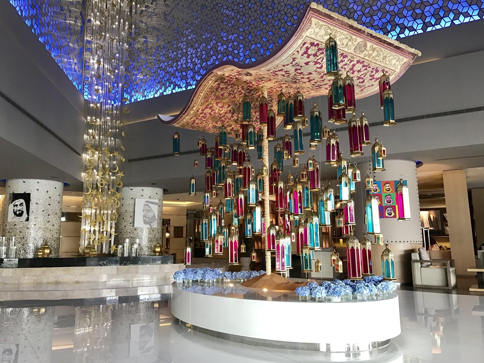 Good 1 Day Ramadan Decor - tmp_JSZnQo_8da1ab86b1cd61b8_Flying_carpet_-_Fairmont_Dubai  HD_274156.jpeg
