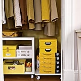 Use the Coat Closet Space