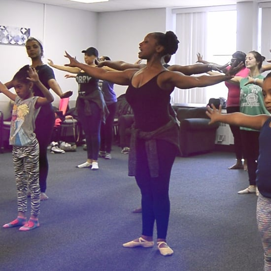 Ballet Class Helps Sexual Abuse Survivors Overcome Trauma